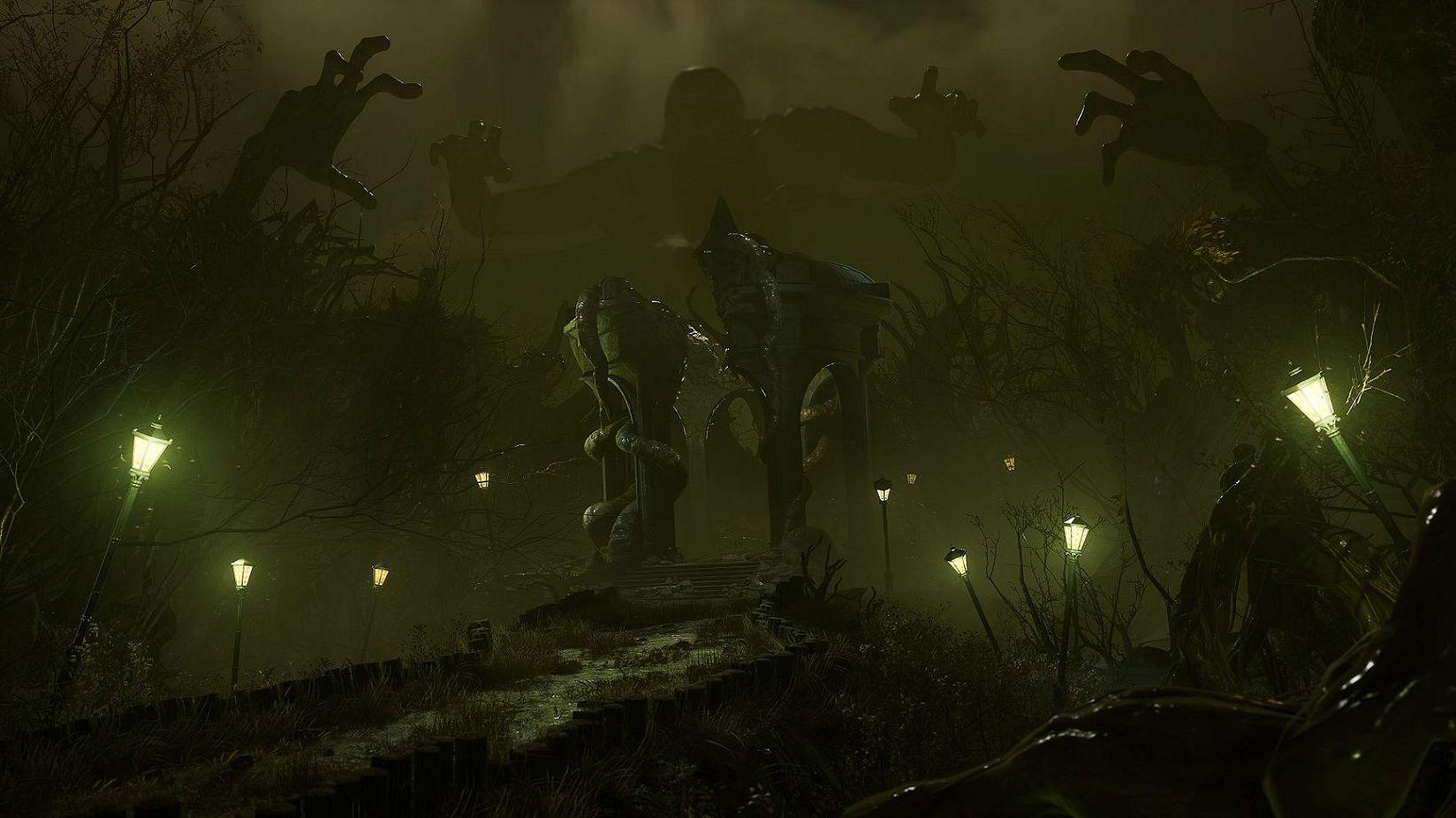 The Medium nuovo gameplay video