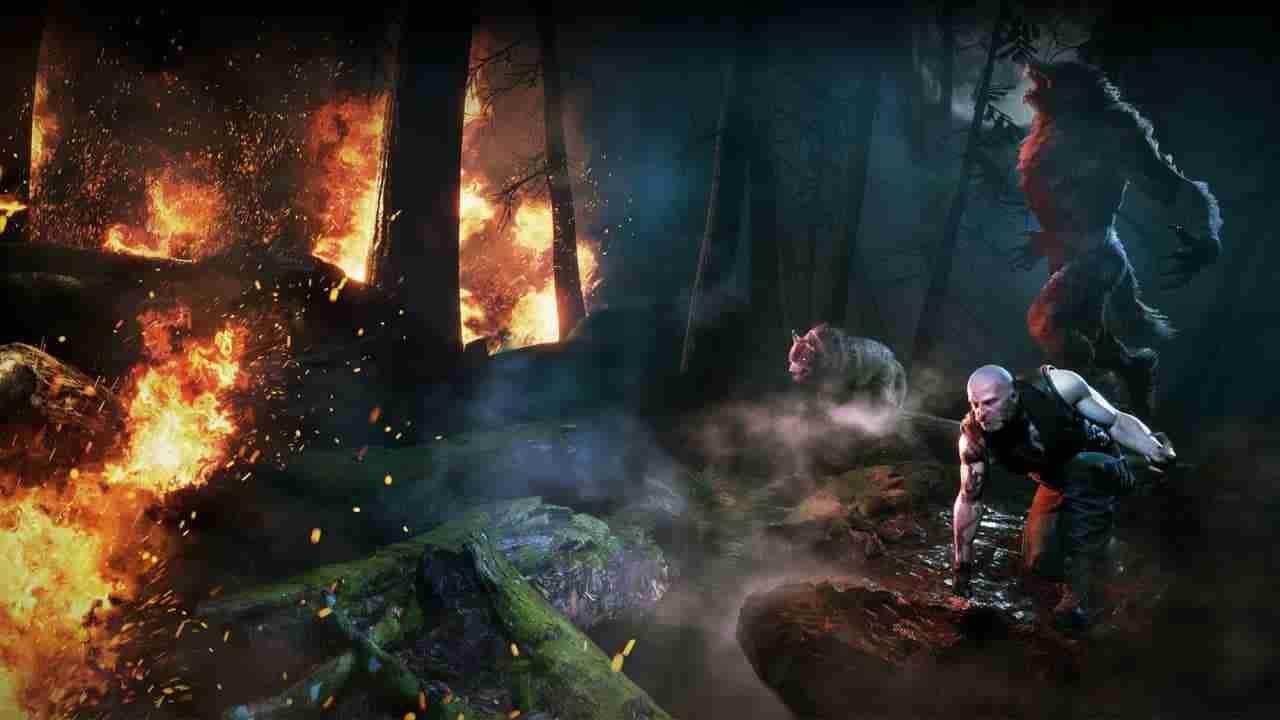Werewolf The Apocalypse Earthblood video