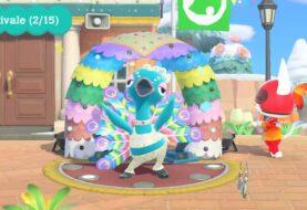 Animal Crossing: New Horizons, aggiornamento di Carnevale