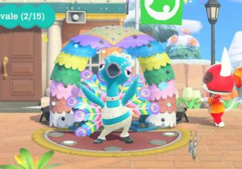 Animal Crossing: New Horizons, aggiornamento di Carnevale