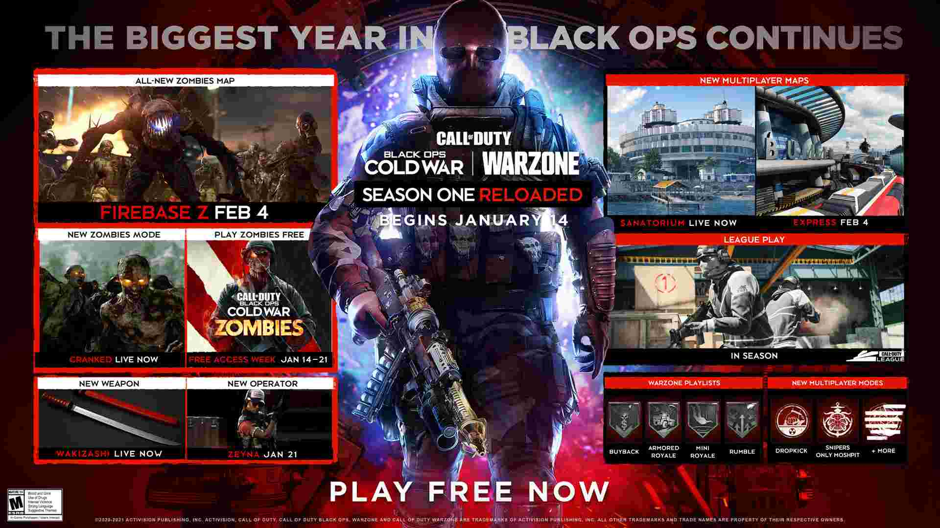 Call of Duty: Black Ops Cold War Express