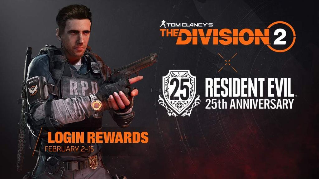 The Division 2 Resident Evil