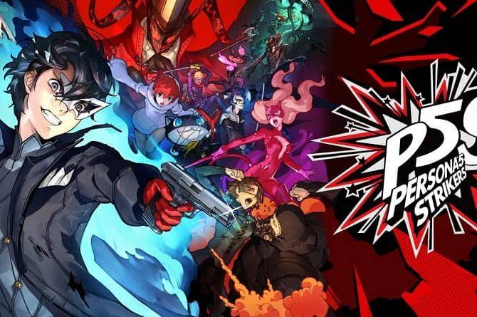 Persona 5 Strikers - Provato