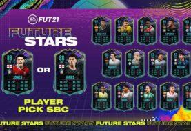 FIFA 21, ecco il secondo team delle Future Stars!