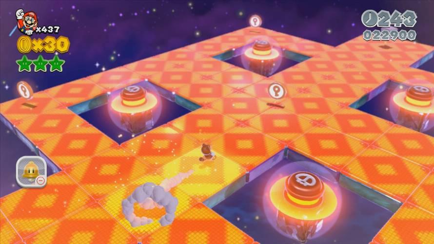Super Mario 3D World Mondi segreti