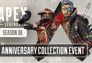 Apex Legends festeggia 2 anni con un evento