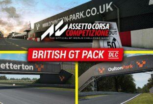 Assetto Corsa Competizione: disponibile il DLC British GT Pack