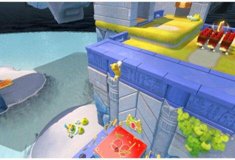 Super Mario 3D World + Bowser's Fury – Isola Saltolà al 100%