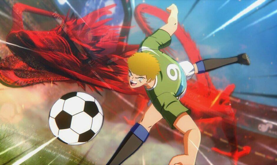 Captain Tsubasa: in arrivo nuovi personaggi