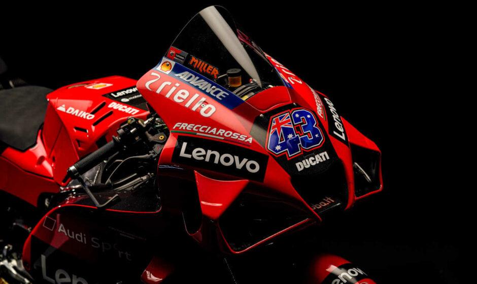 Lenovo diventa Title Partner Ducati MotoGP