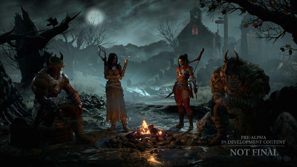 Diablo IV BlizzCon 2021
