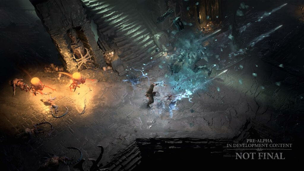 Diablo IV BlizzCon 2021 Tagliagole