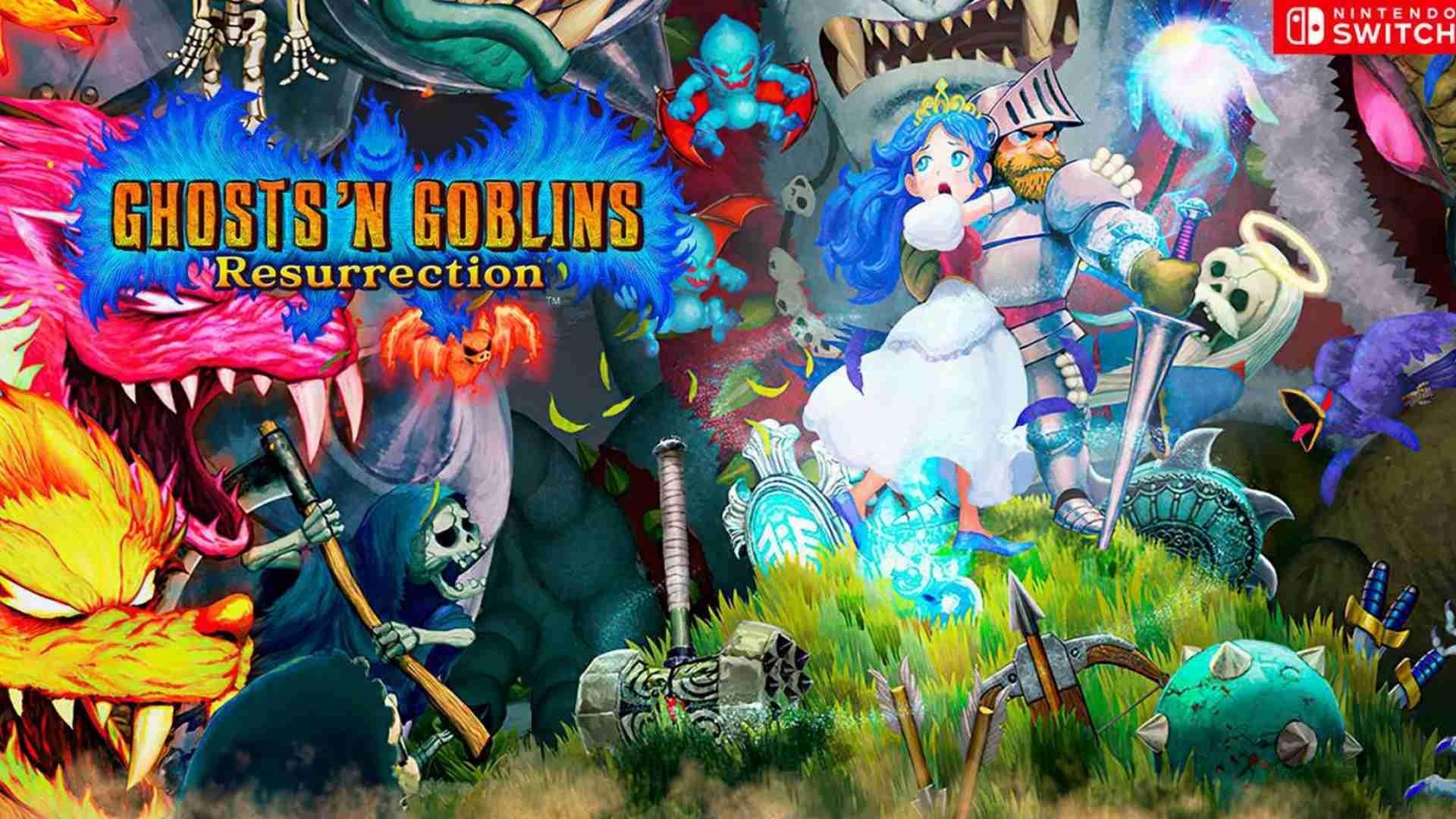 Ghosts 'n Goblins Resurrection – Recensione