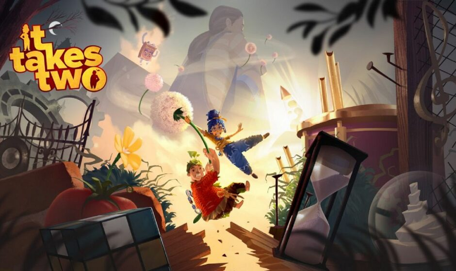It Takes Two: gameplay e screenshot