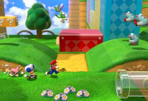 Super Mario 3D World + Bowser's Fury - Fur Step Isle al 100%