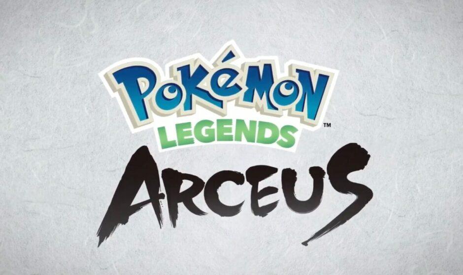 Pokèmon Legends: Arceus uscirà a Gennaio