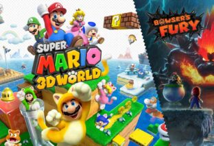 Super Mario 3D World + Bowser's Fury record in UK
