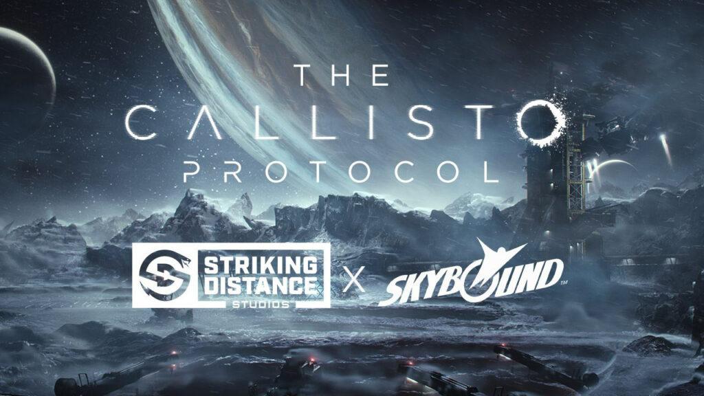 The Callisto Protocol partnership con Skybound Games