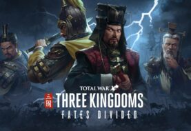 Total War: Three Kingdoms - Fates Divided in arrivo