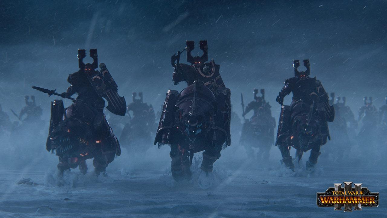 Total War Warhammer III gameplay