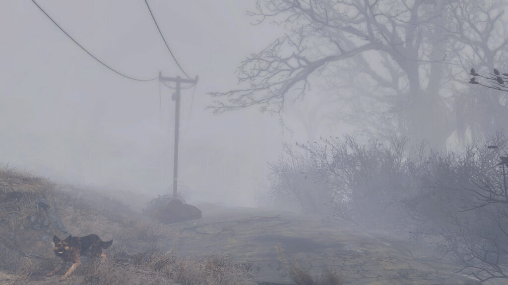 Whispering Hills mod Fallout 4