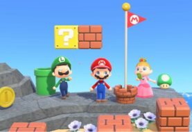 Animal Crossing New Horizons, arriva Super Mario