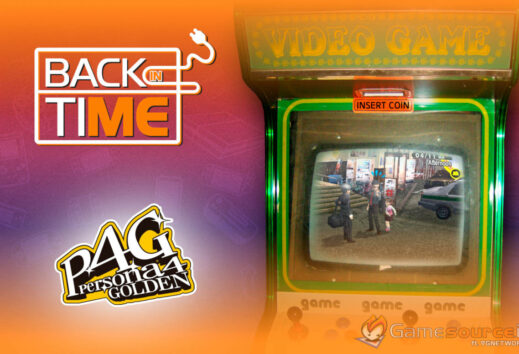 Back in Time - Persona 4 Golden