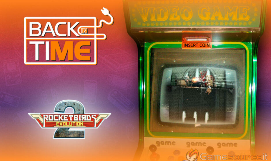 Back in Time - Rocketbirds 2: Evolution