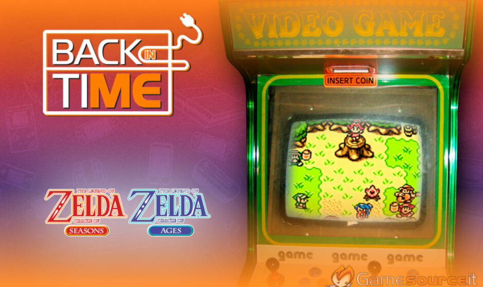 Back in Time - The Legend of Zelda: Oracle of Ages & Seasons