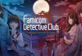Famicom Detective Club, i due giochi arrivano su Switch
