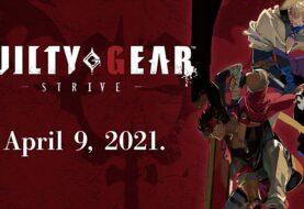 Guilty Gear: Strive - Beta 2021