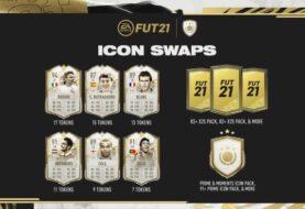 FIFA 21, svelati i protagonisti delle Icon Swap 2!