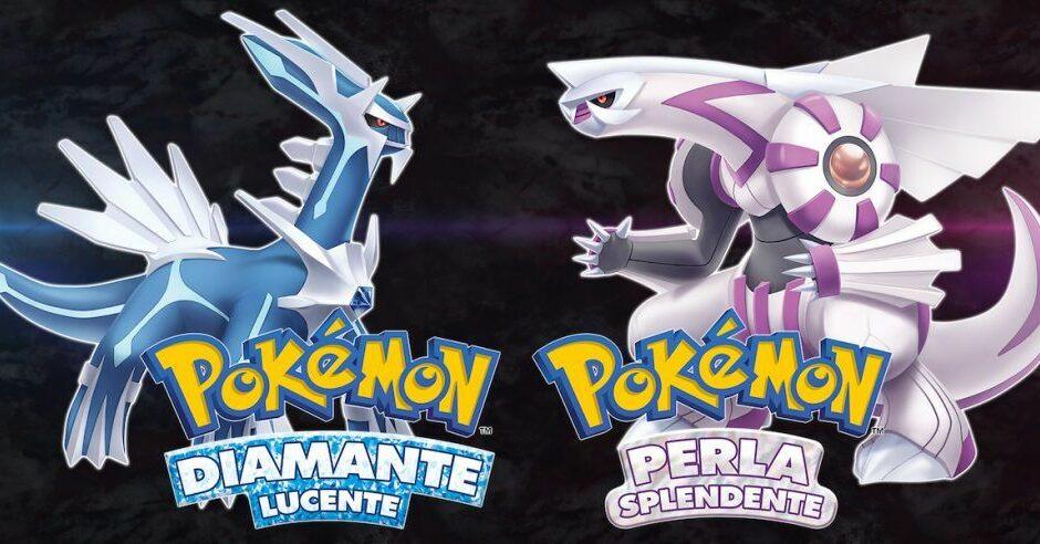 Pokémon Diamante e Perla Remake, ufficiali