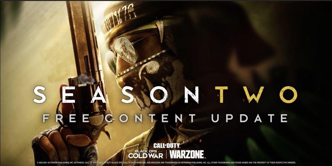 Call Of Duty Black Ops Cold War Season 2