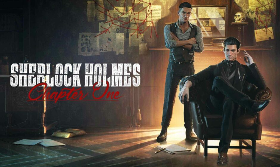 Sherlock Holmes: Chapter One, gameplay teaser