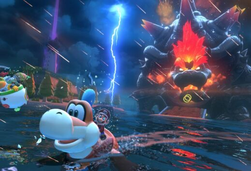 Super Mario 3D World + Bowser's Fury - Roiling Roller Isle al 100%