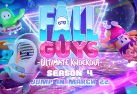 Fall Guys: skin di Among Us per la Season 4