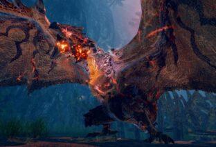 Monster Hunter Rise: Apex Rathalos nell'update 2.0