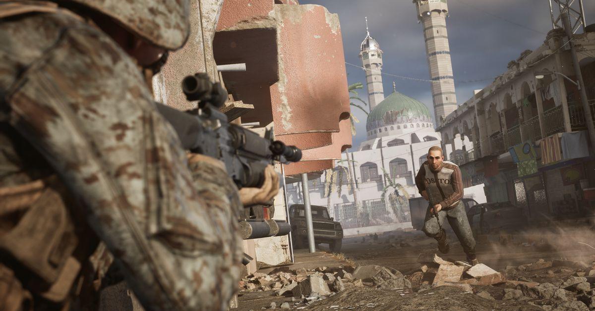 Six Days Fallujah video