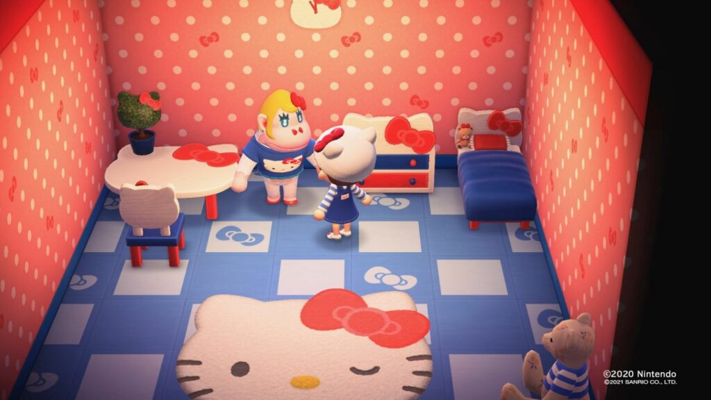 Animal Crossing: New Horizons Sanrio