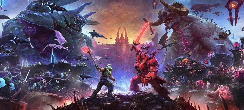 Doom Eternal The Ancient Gods Parte 2 DLC