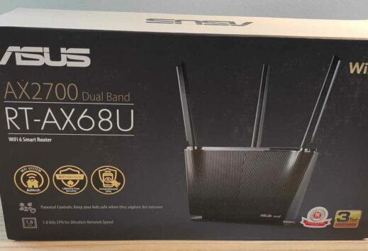 Router ASUS RT-AX68U - Recensione