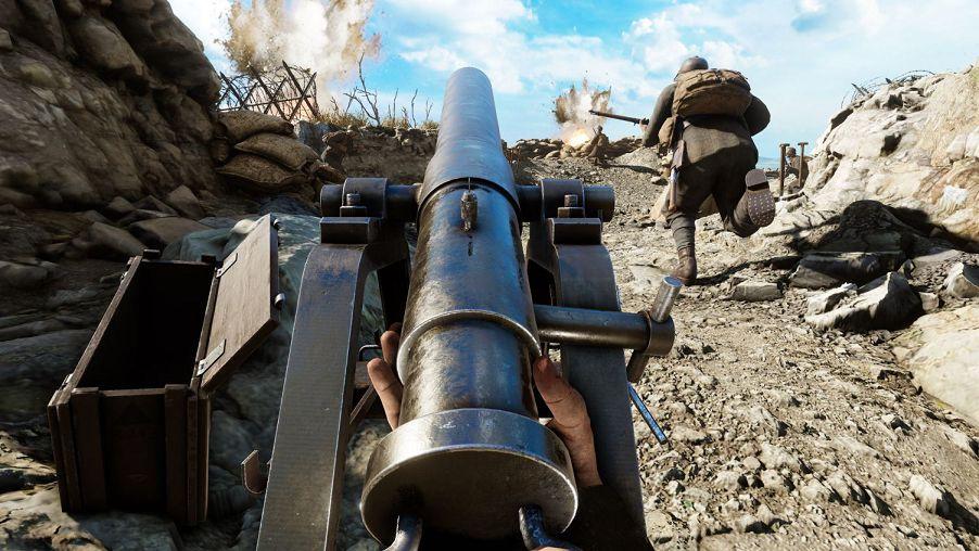 WWI Isonzo fronte italiano