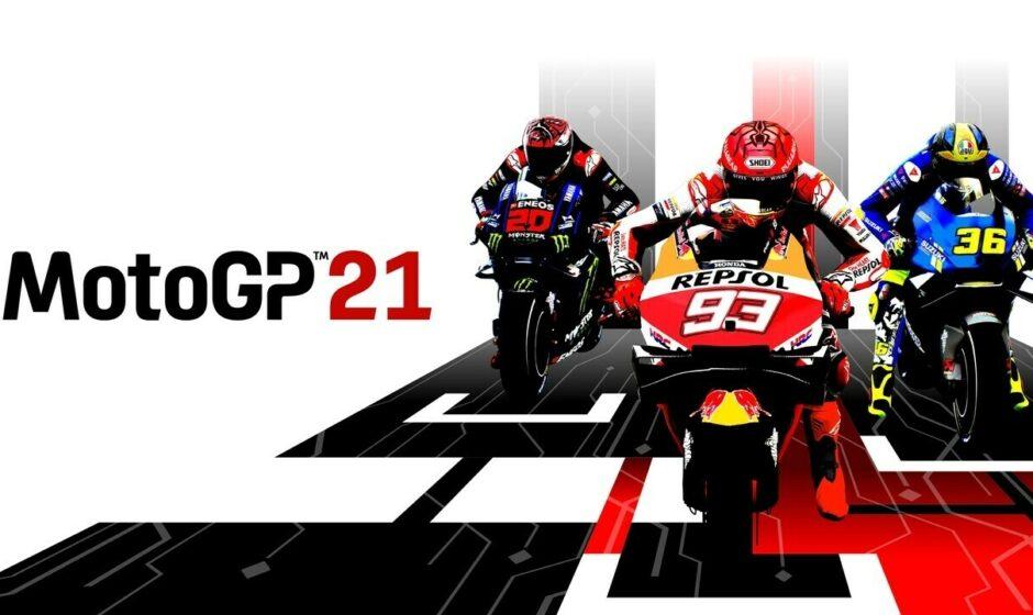MotoGP 21: il titolo di Milestone è disponibile