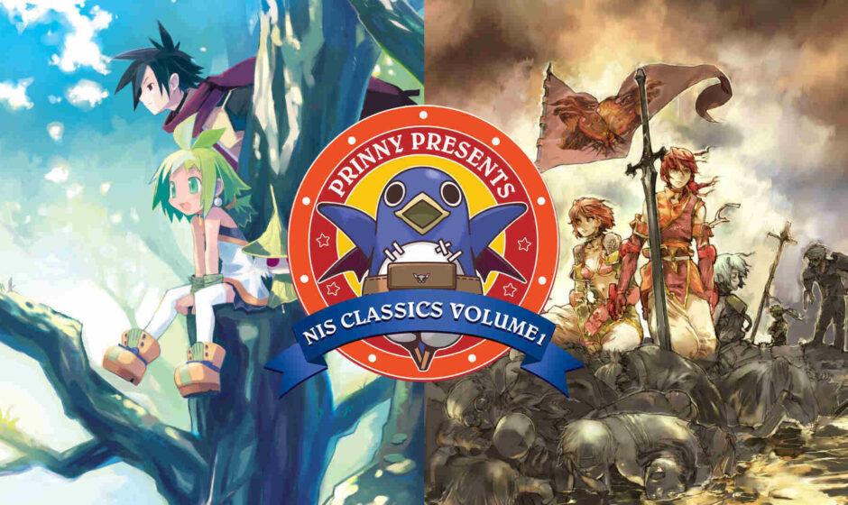 NIS Classics Volume 1: una collection di classici