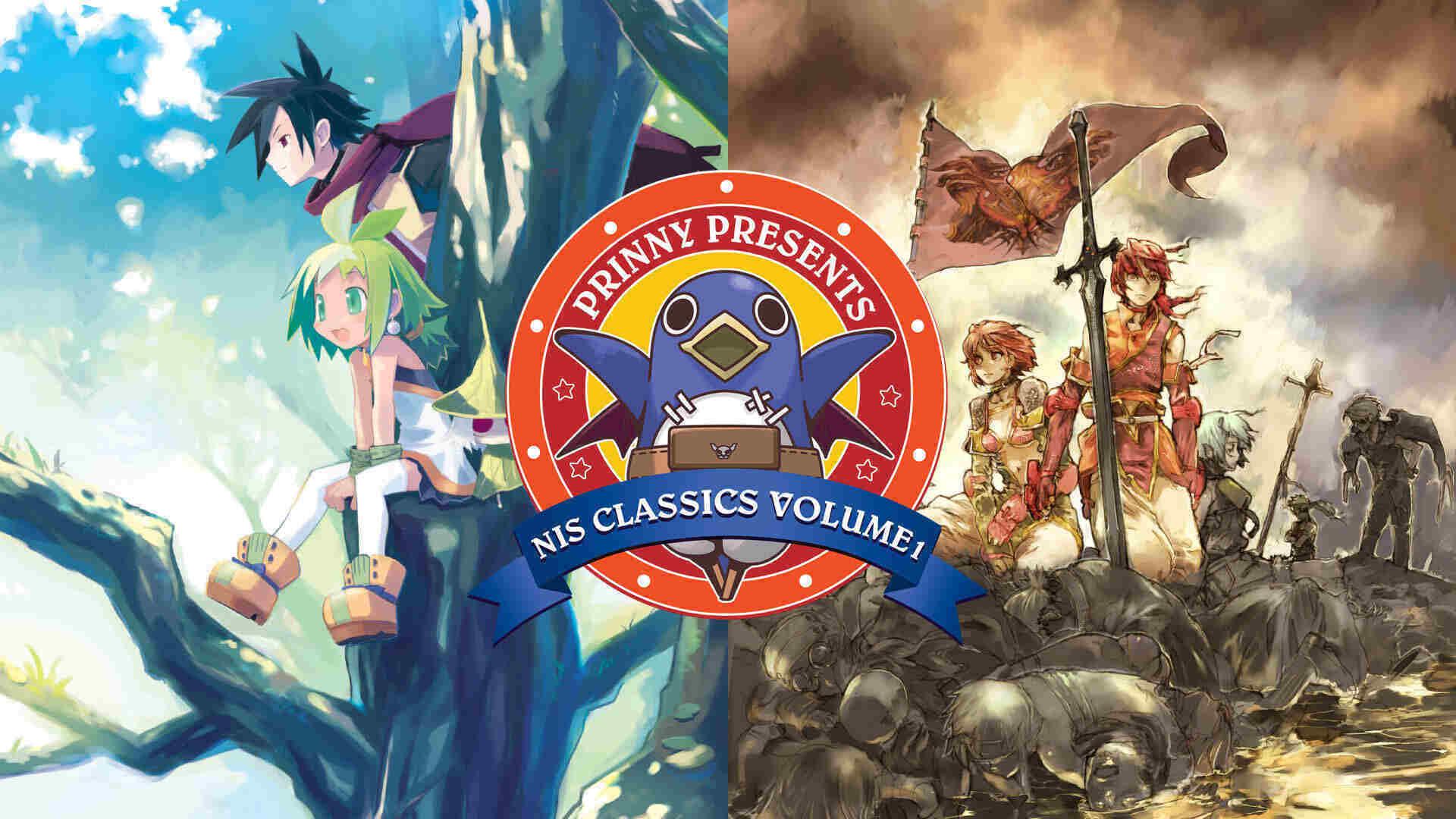 NIS Classics Volume 1 title