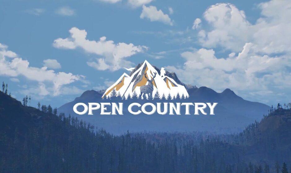 Annunciato Open Country