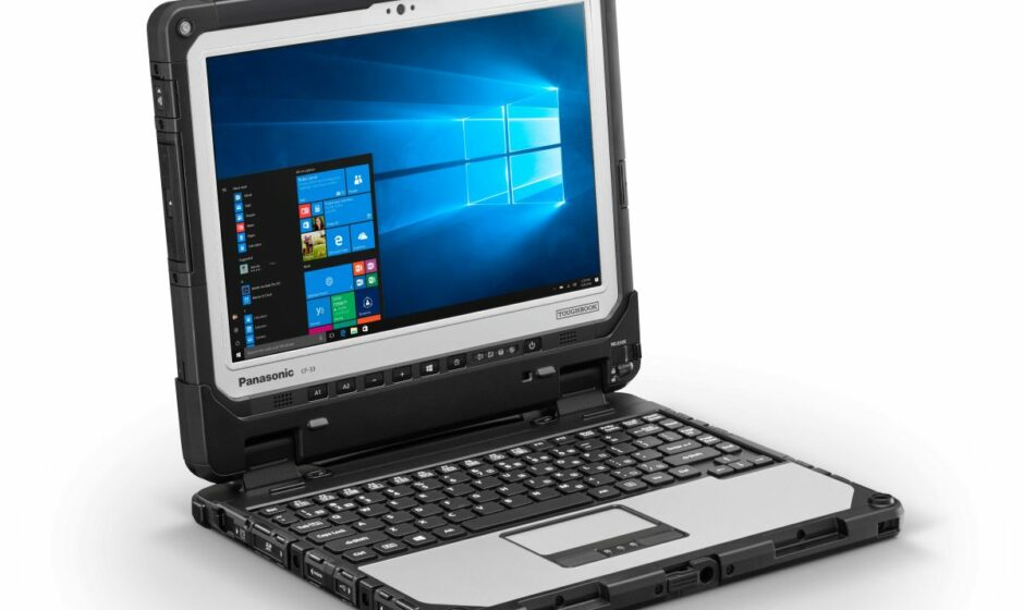"Panasonic lancia il 2-in-1 ""Toughbook 33"""