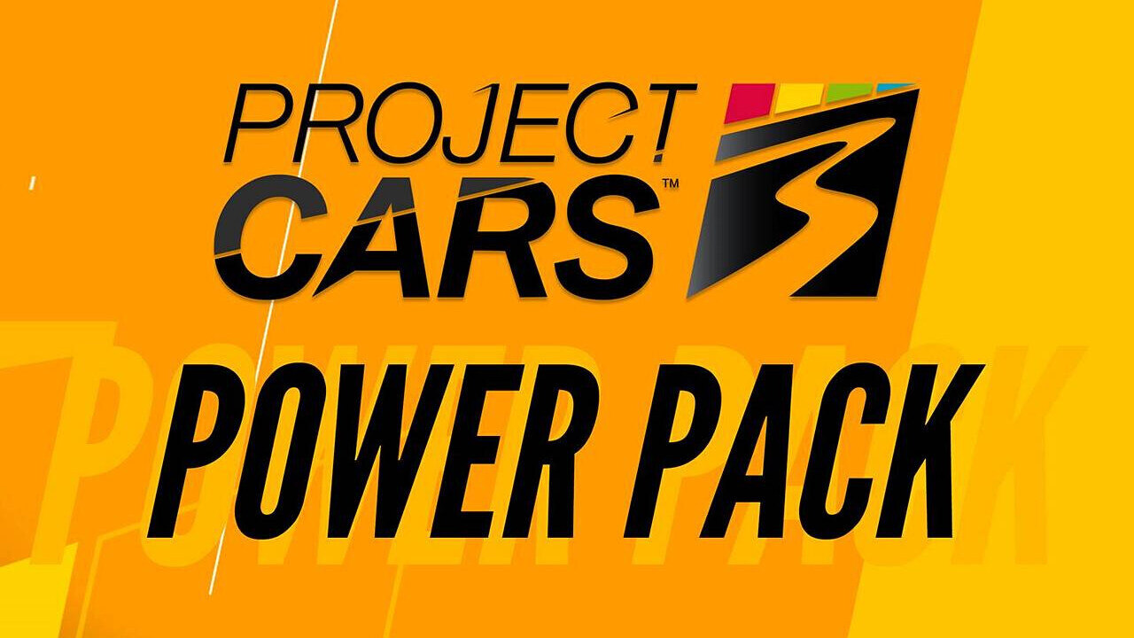 Project CARS 3Power Pack