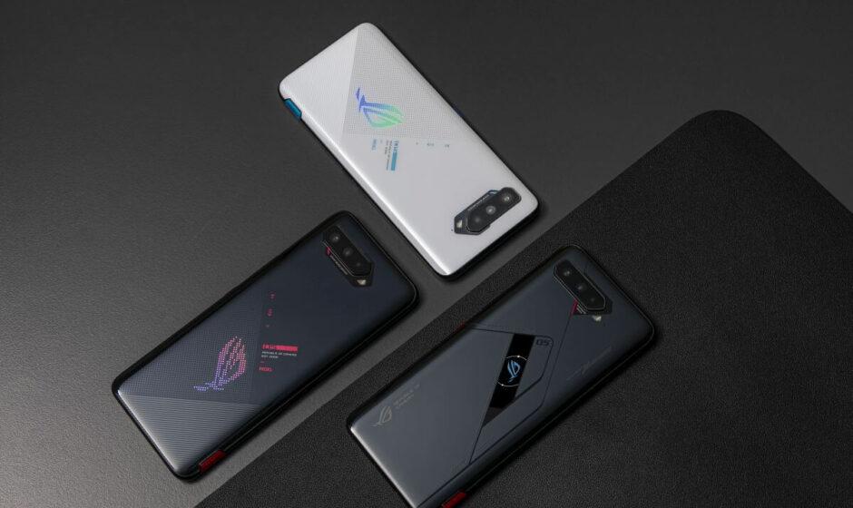 ASUS: ecco il ROG Phone 5